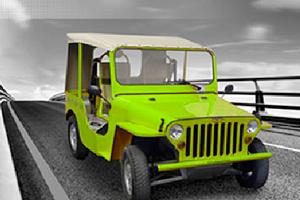 4×4  Voltéis :  le changement de batterie d'une voiture 100% électrique