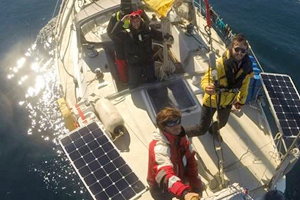 L'autonomie énergétique pour une navigation au long cours