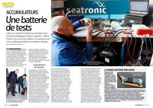 Comparatif des batteries marines et des panneaux solaires