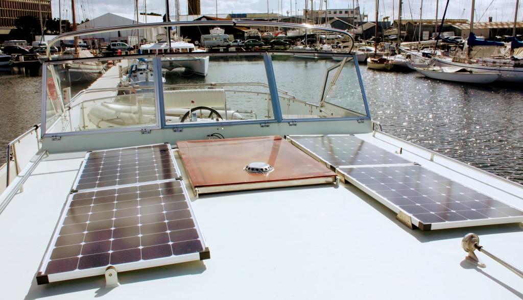 panneaux rigides Sunpower