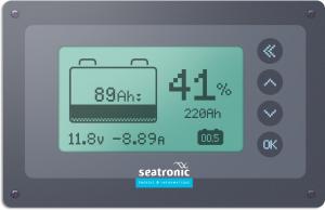 gestionnaire de batterie Seatronic