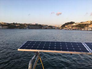 Douro panneaux solaires Seatronic